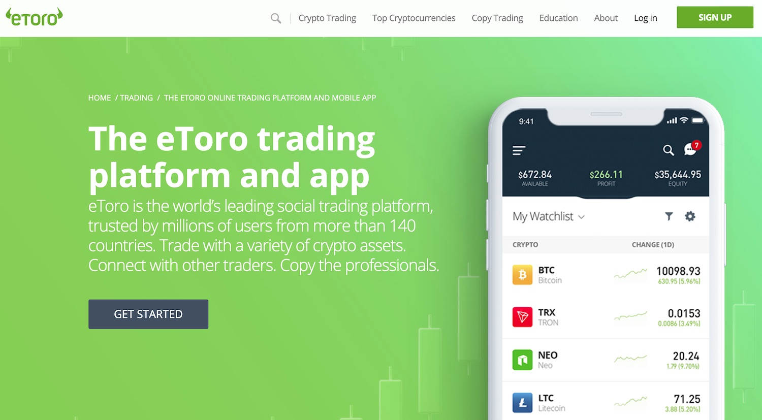 etoro crypto exchange review