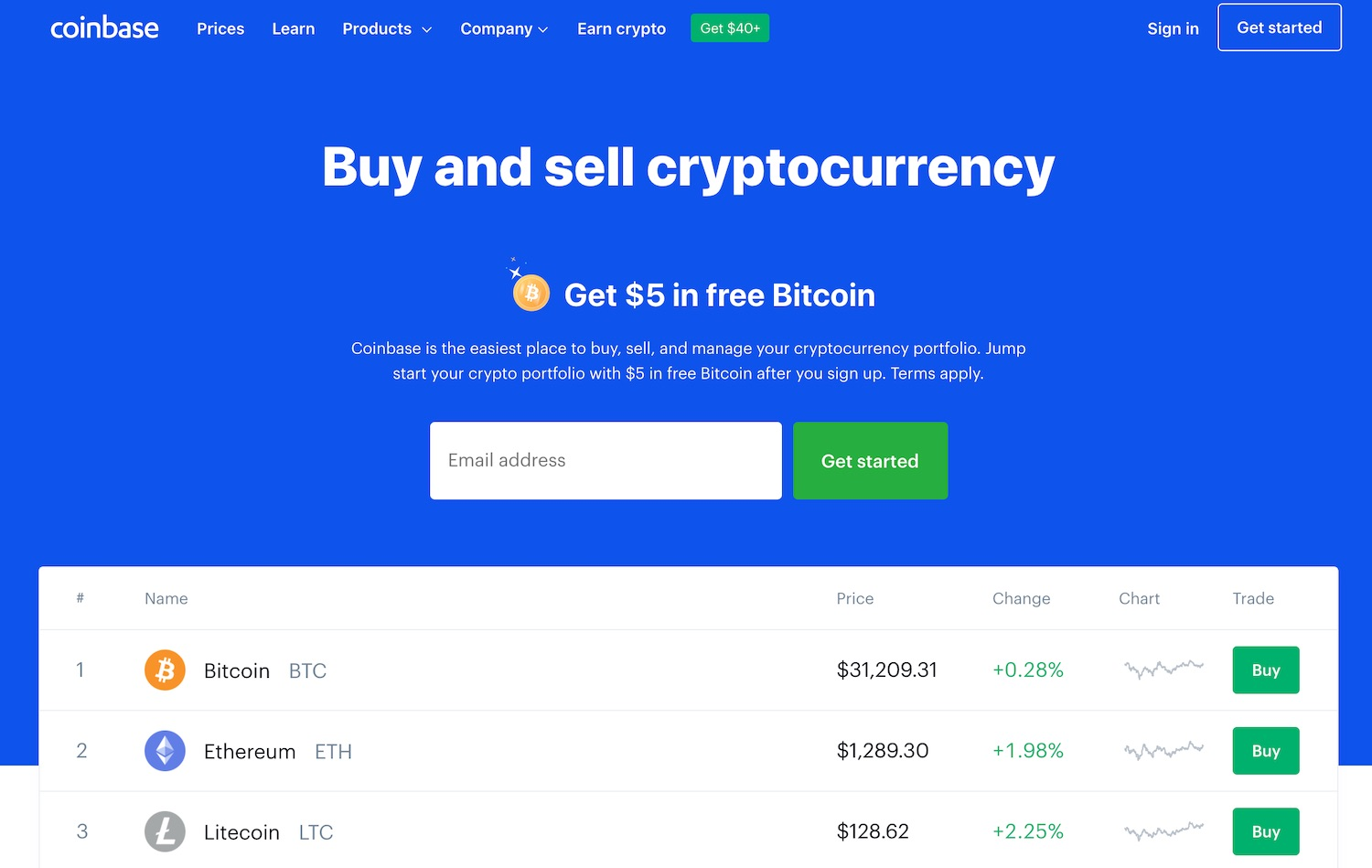 coinbase cryptocurrency exchange review