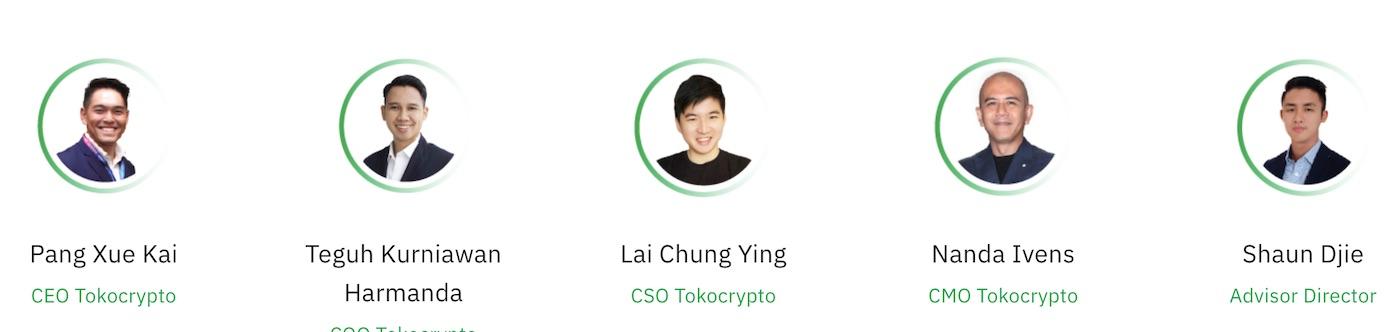 tokocrypto team